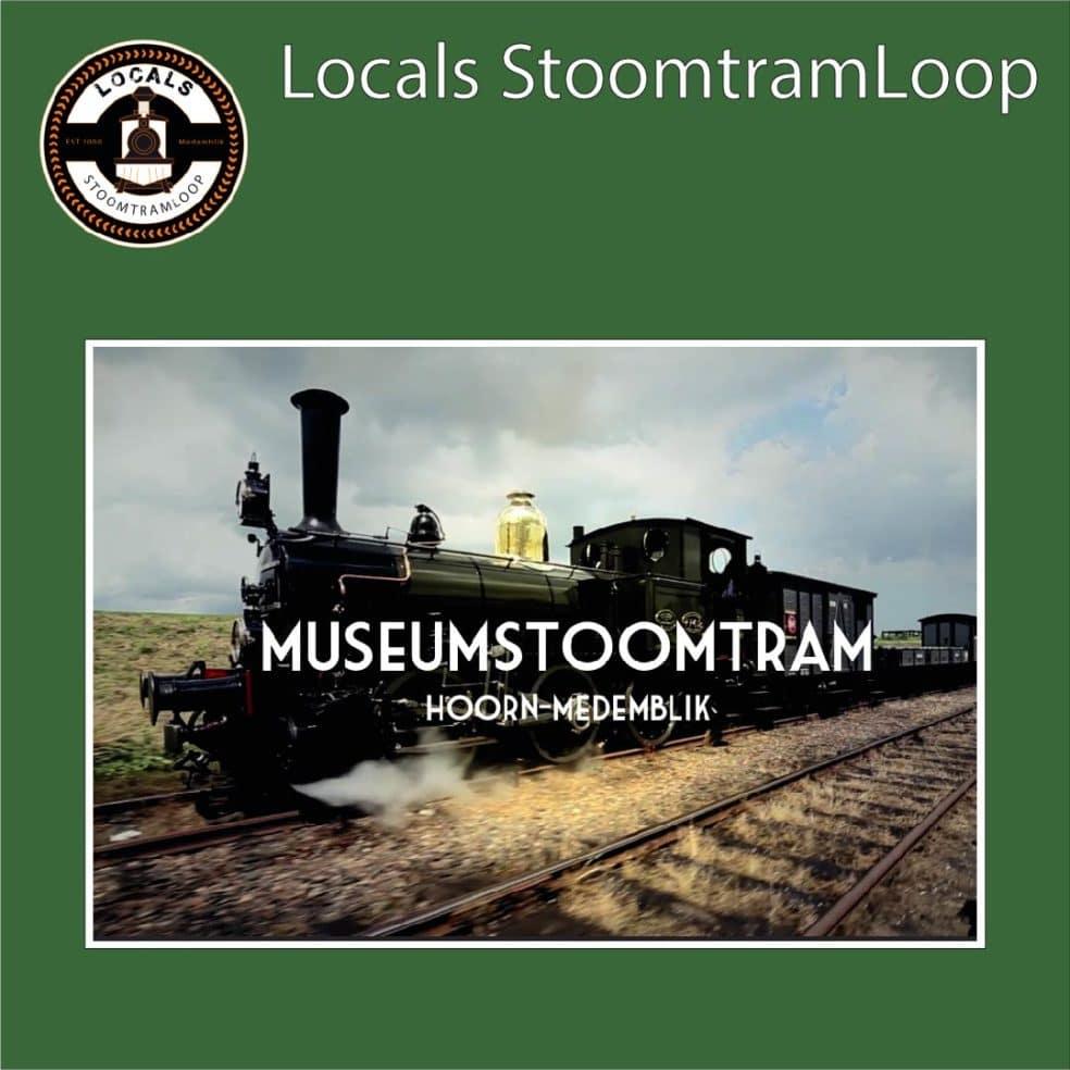 Locals Stoomtramloop 2020