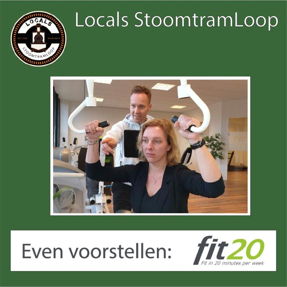 fit20 Medemblik Locals Stoomtramloop