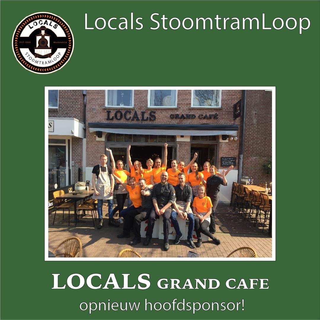 Locals Grand Cafe Stoomtramloop