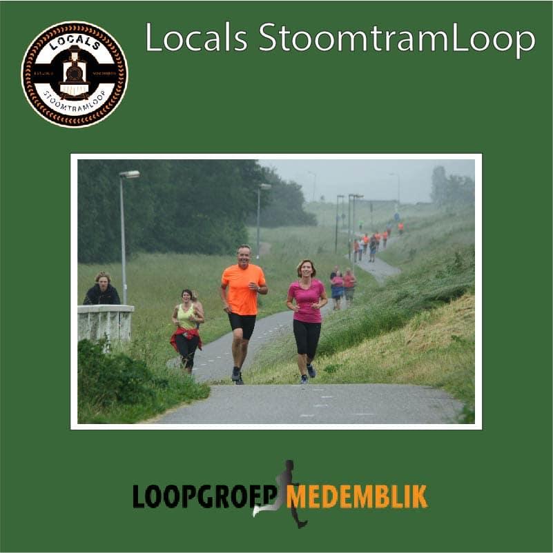 LoopgroepMedemblik Stoomtramloop
