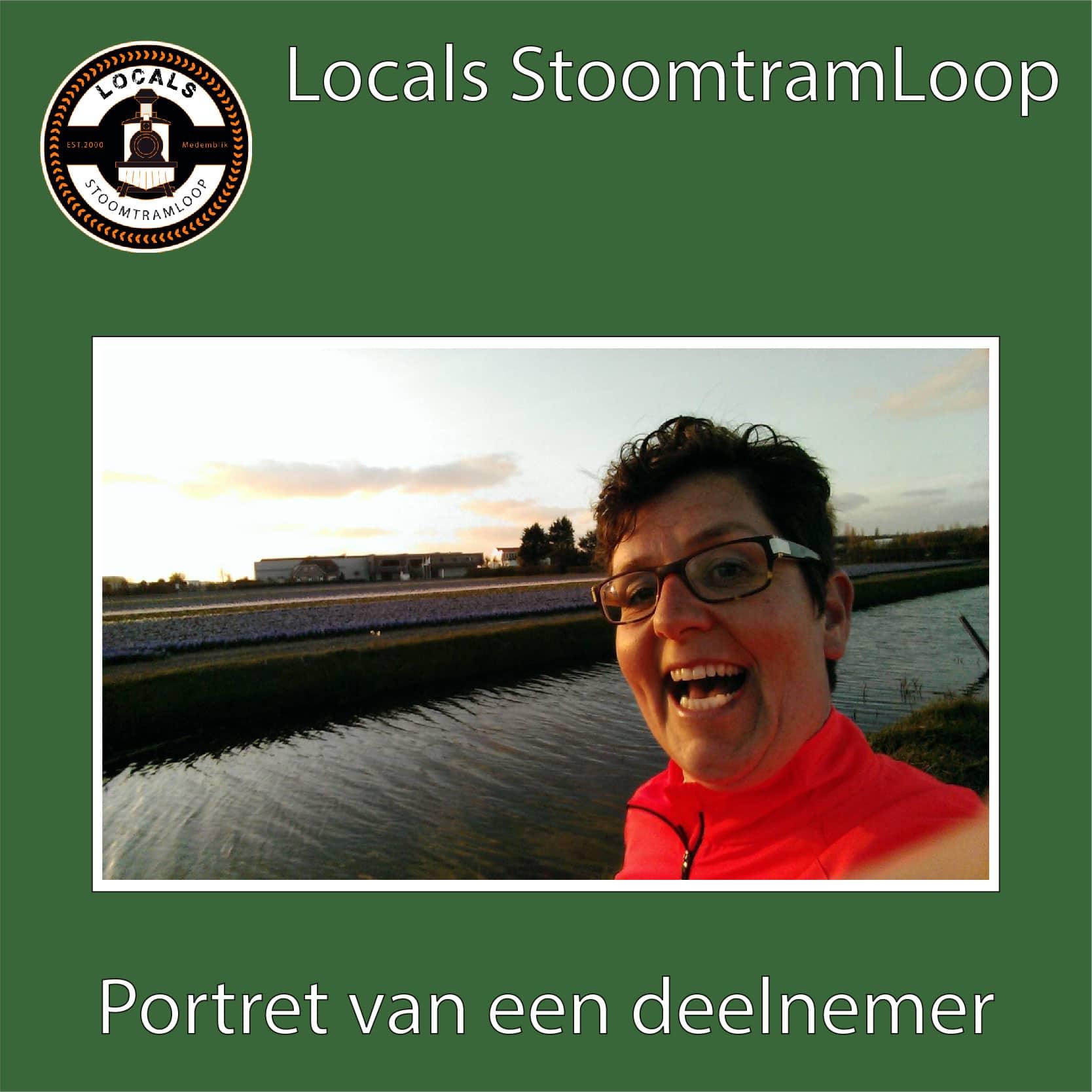 Deelnemer: Jolanda Stembert Stoomtramloop