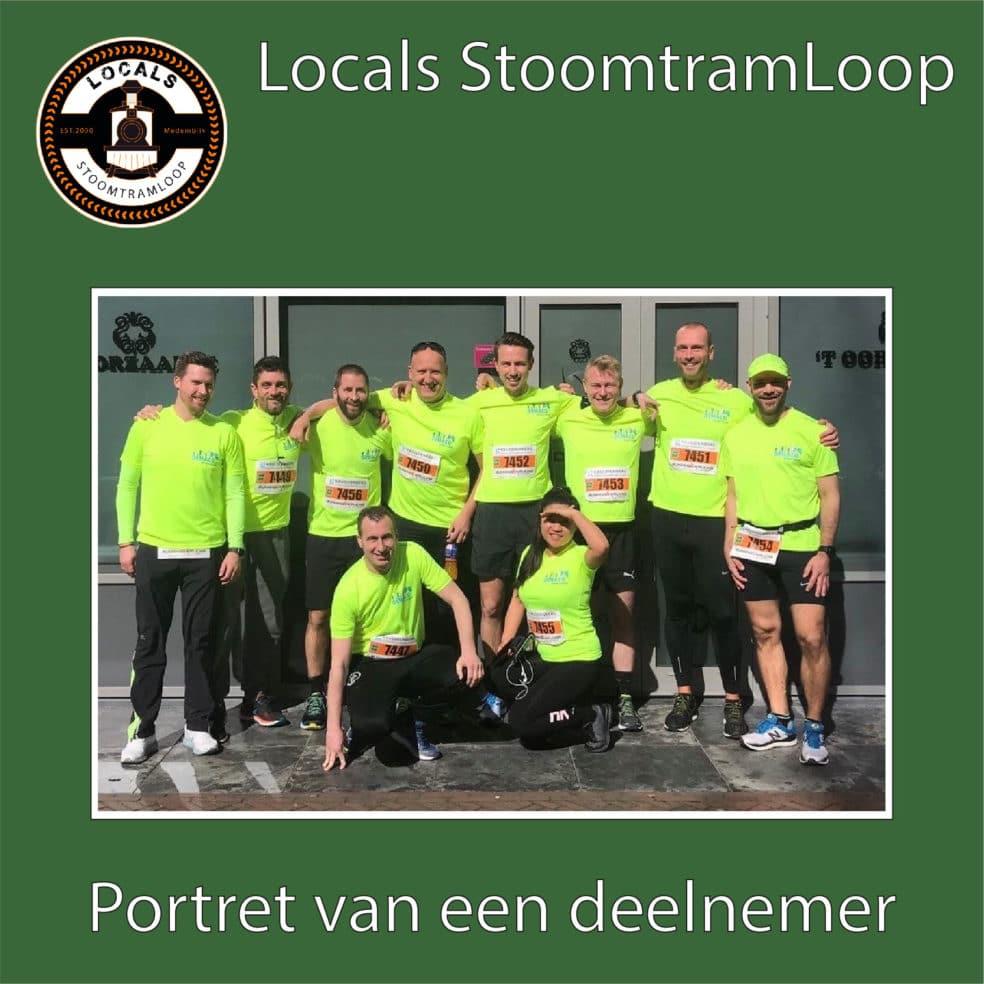 Deelnemer: Pepijn Bomas Stoomtramloop