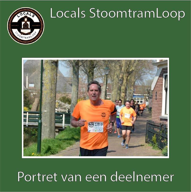 Deelnemer: Peter Donckerwolde Stoomtramloop