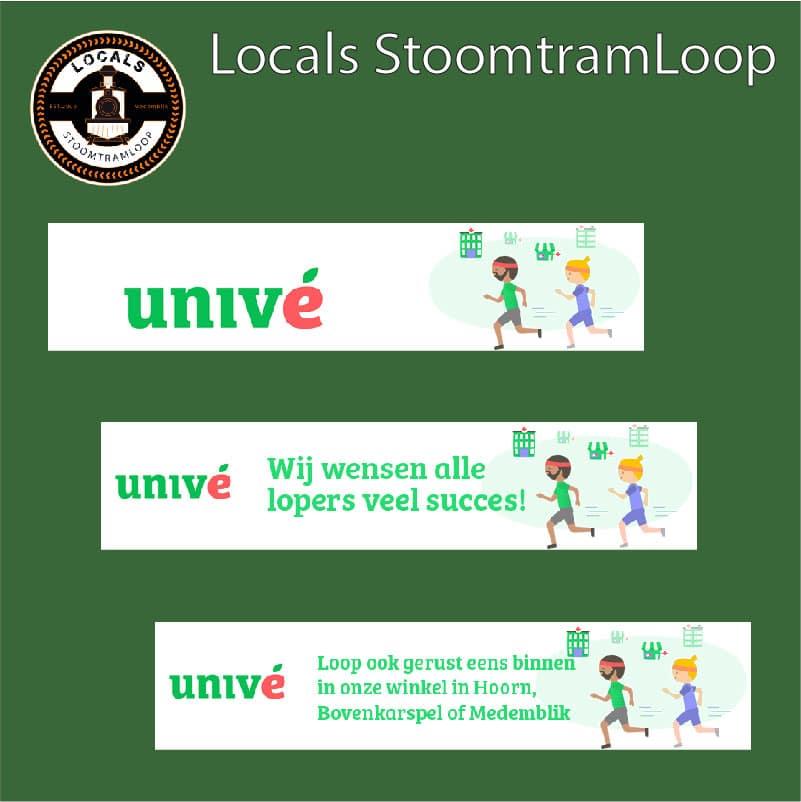 Unive Stoomtramloop